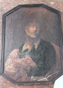 portrait saint pierre apotre